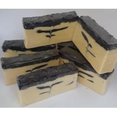 Ebony and Ivory Soap