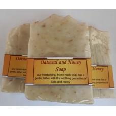 Oat and Honey Bastille Soap