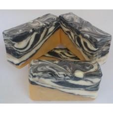 Zingy Zebra Soap